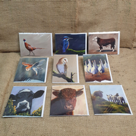 Handmade Greetings Cards